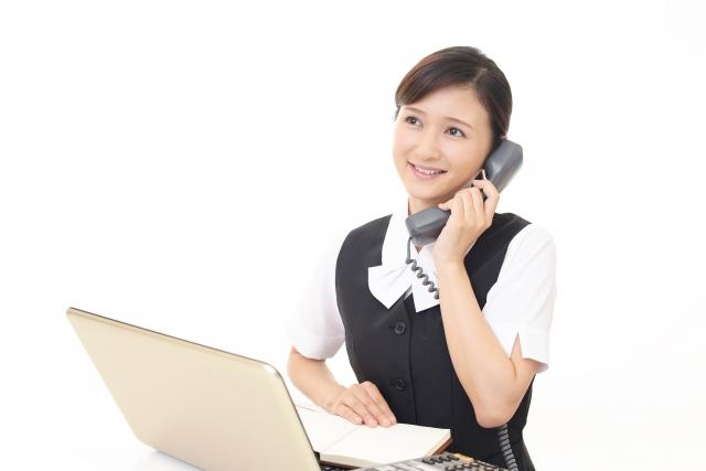 ビジネスマナークイズ電話応対